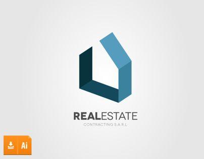 30+ Real Estate Vector Logo Ideas