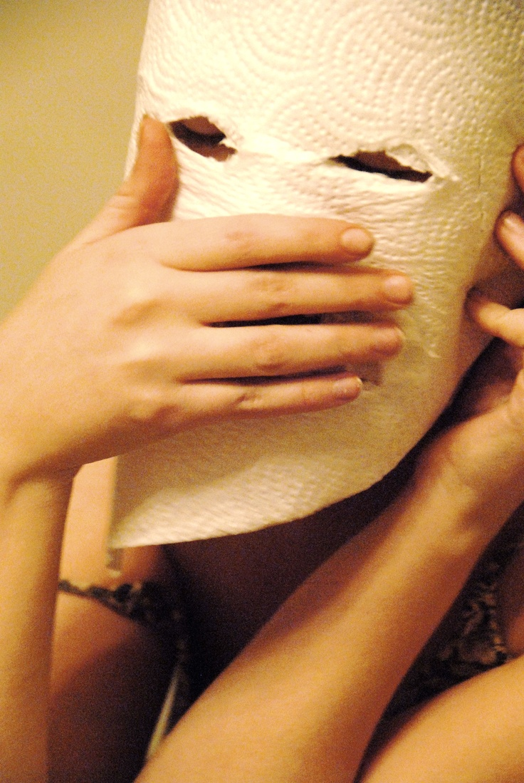 paper towels girl....