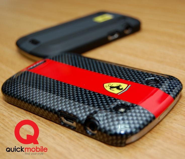 Ai văzut husele Ferrari?