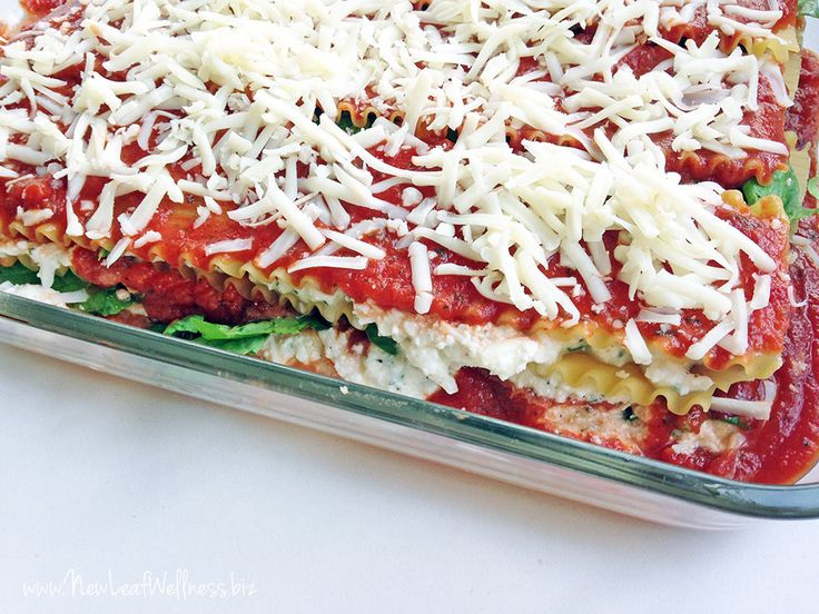 How to freeze lasagna without any cooking ahead of time