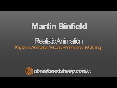 (25) Martin Binfield - Realistic Animation Showreel 2012 - YouTube