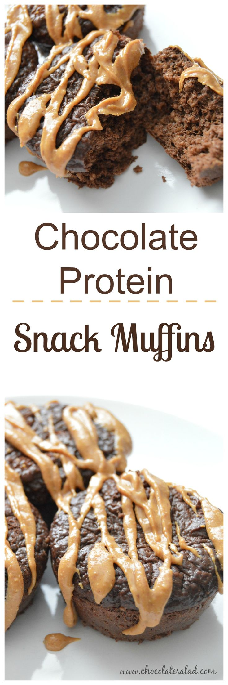 Perfectly balanced Macro snack that tastes like dessert! And you get to eat three! on chocolatesalad.com