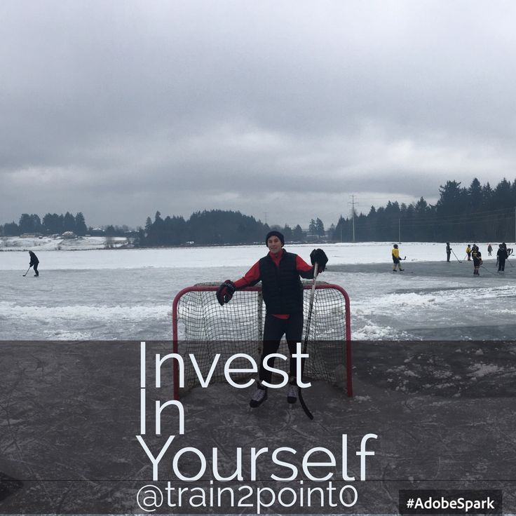 The Wizards calmly and quietly continue investing in themselves - because they trust in their ability to create magic on the ice. Are you investing in yourself? Or just keeping up with the Droneses?