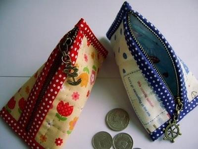 little coin purse.