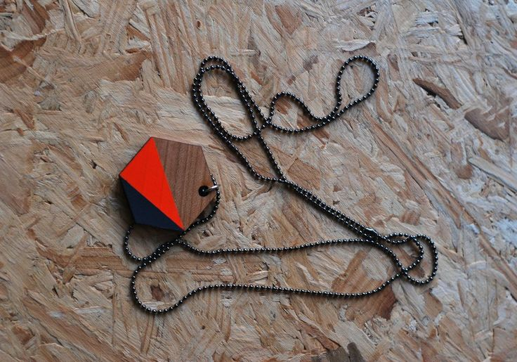 Geometrisk halskæde