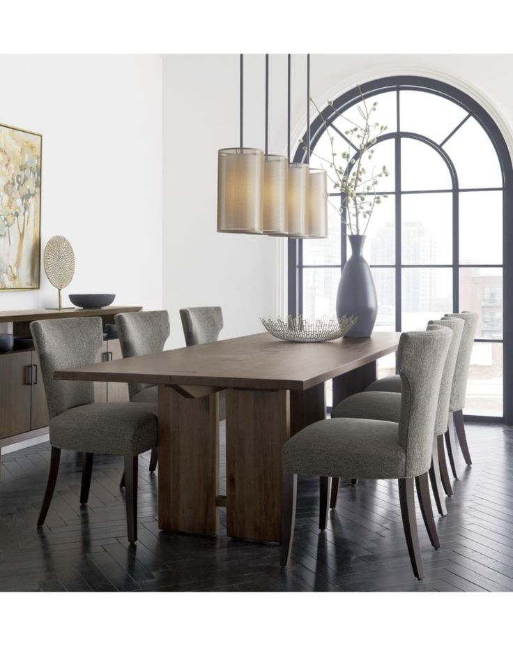 Linear Dining Room Chandeliers