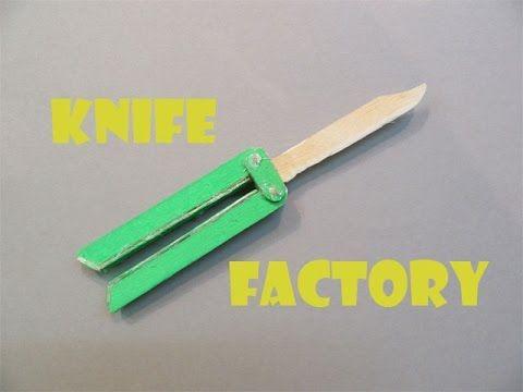 how to make a stone knife youtube