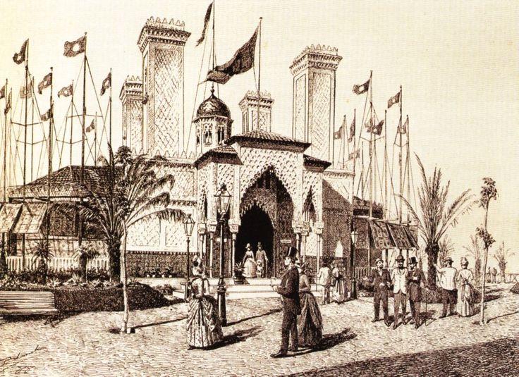 Trasatlántica (1888) - Exposición Universal de Barcelona (1888) - Wikipedia, la enciclopedia libre