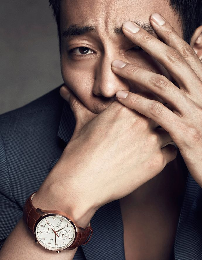 Chin-cha?   More of So Ji Sub From High Cut's Vol. 123  Hot 03