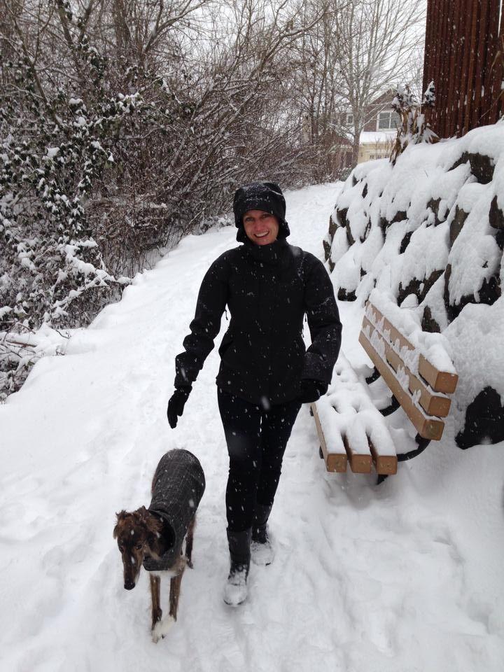 Snow in Oregon - 2013