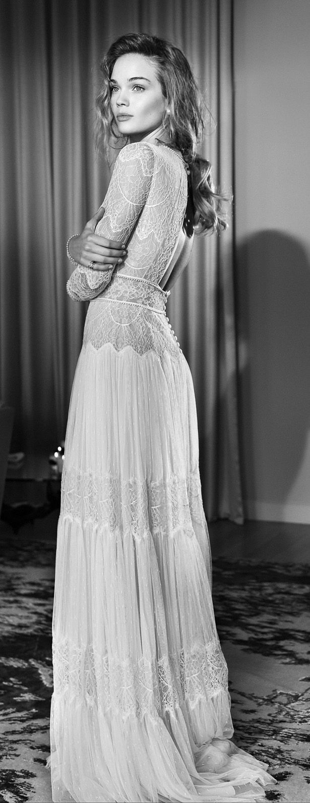 Lihi Hod 2015 Wedding Dress - Sophia