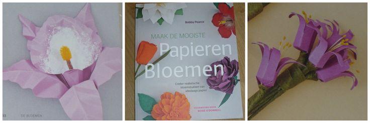 Op zoek naar een mooi boeket dat lang blijft staan? Maak de mooiste papieren bloemen zelf en zet ze in een vaas. Of geef een zelfgemaakt boeket cadeau!