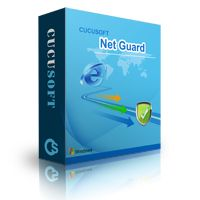 Cucusoft Net Guard :: Monitor broadband usage, maximize your internet speed & eliminate any malware which might be consuming your bandwidth.