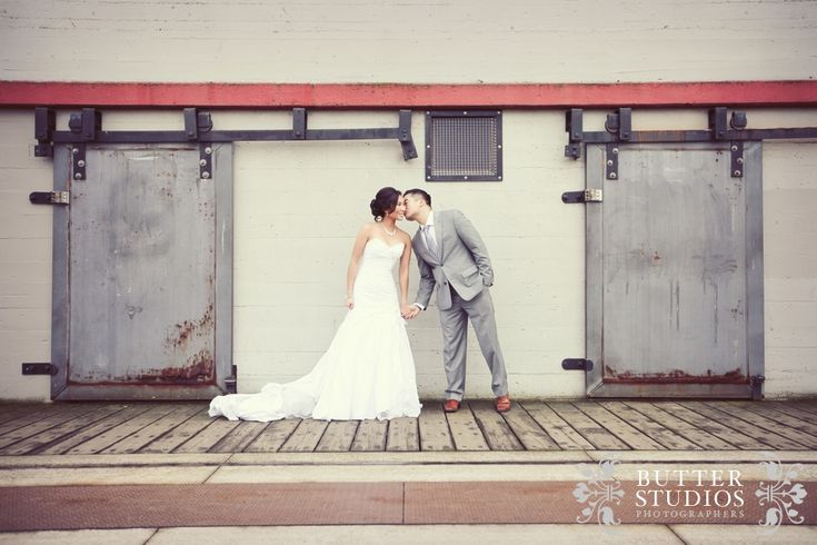 Michelle and Dom - Lonsdale Quay