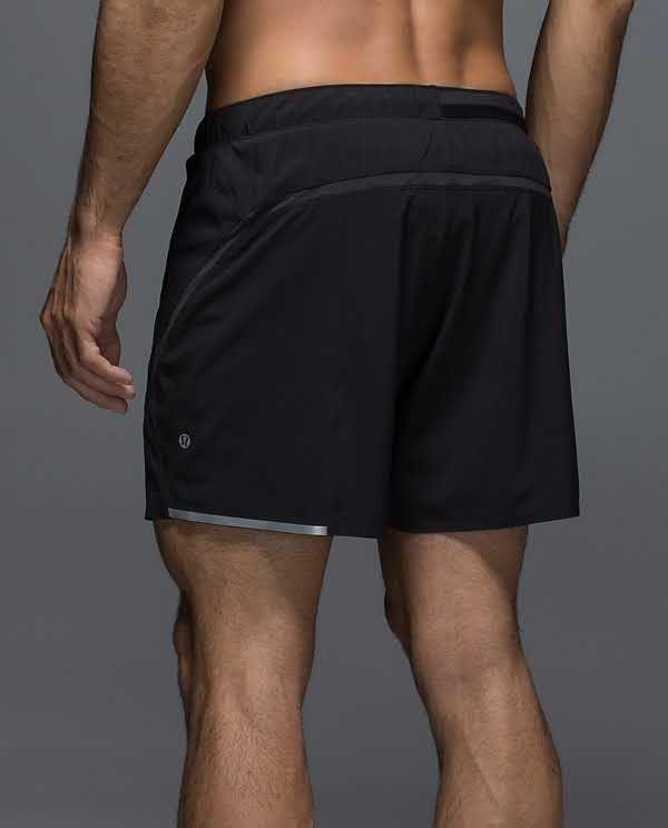 Surge Short 5 size S (black)
