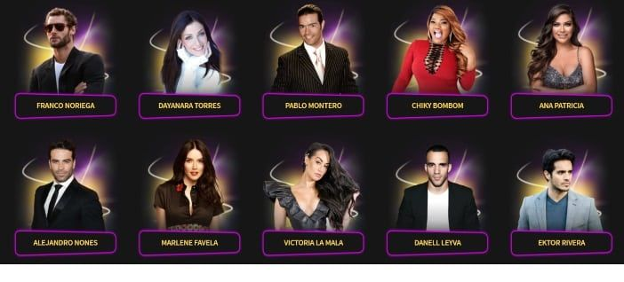 "10 Celebrity Contestants Are Set To Hit The Dance Floor On ""Mira Quién Baila's"" Fifth Season This Sunday At 8 P.M."