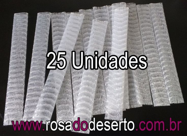 25 REDES plasticas para PROTEÇÃO de VAGENS DE SEMENTES DE ROSA DO DESERTO - Rosa do Deserto - Loja Oficial do Blog: PLANTE ROSA DO DESERTO, Mudas, sementes, fertilizantes, acessórios e ferramentas