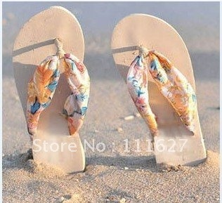 Buy Brand Women's Summer Slippers/ women beach shoes,casual ,High-heeled slippers wholesale Ll-01-109 on Aliexpress.com