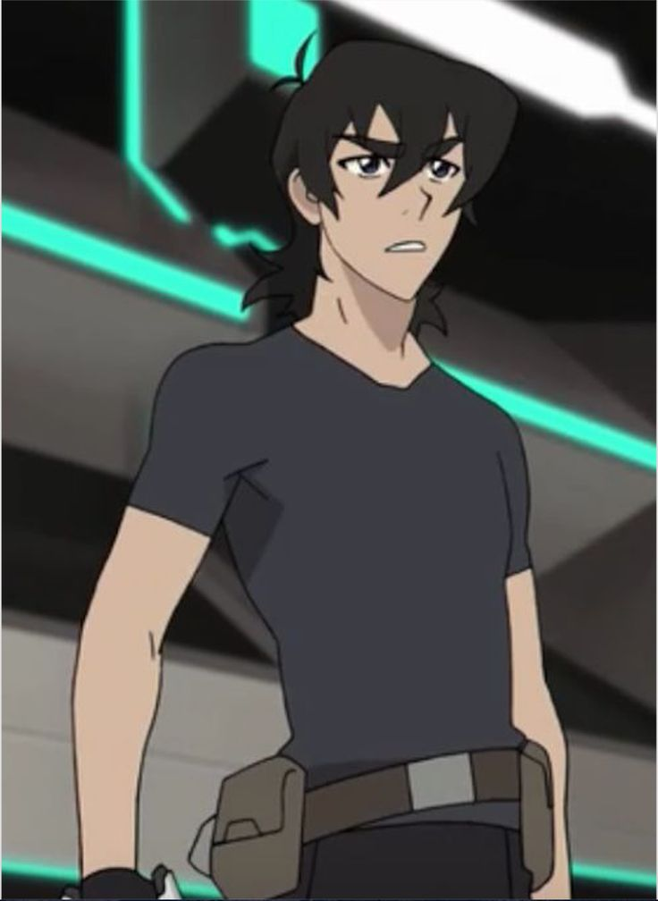 Keith in the training deck from Voltron Legendary Defender ...