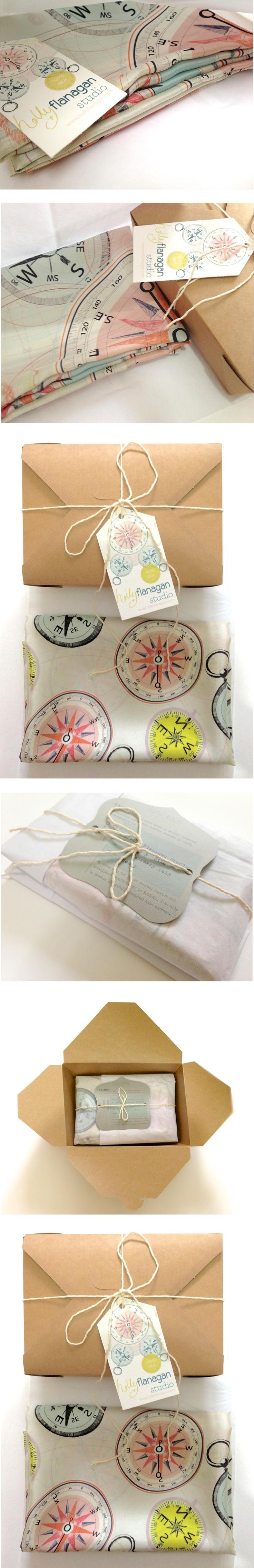 Beautiful packaging from Holly Flanagan Studio www.hollyflanagan.com