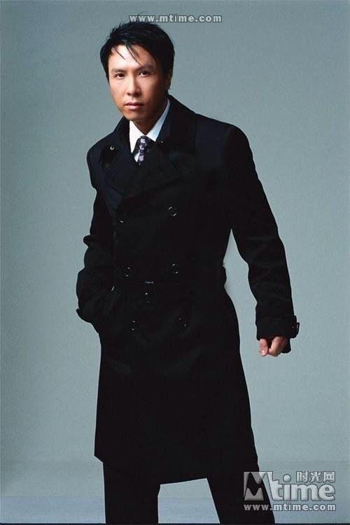 Donnie Yen/ fashion brand