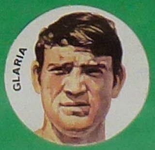 Glaría. España. 1971-72. Cromos Bruguera. Todo.