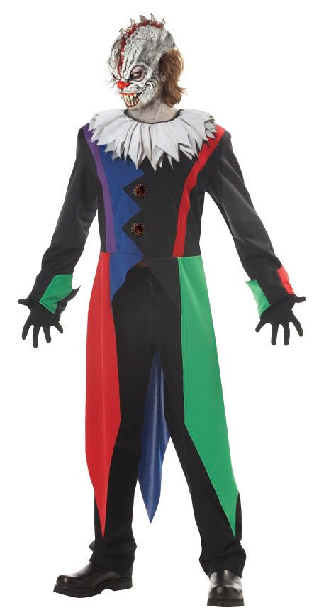 Halloween Very Scary Clown Costumes for Adults  sc 1 st  Pinterest & 11 best Halloween images on Pinterest | Boxes Butterflies and Children
