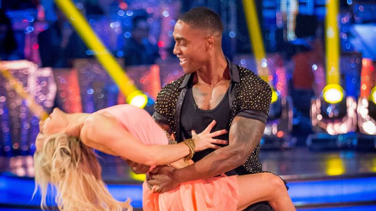Simon Webbe & Kristina Salsa to 'Let's Hear it for the Boy' - Strictly C...