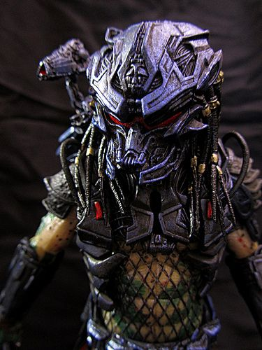 Battle Armor Lost Predator 2