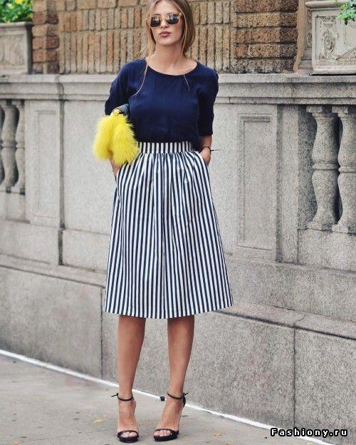 Уличная мода Нью-Йорка от Каролины Антониадес