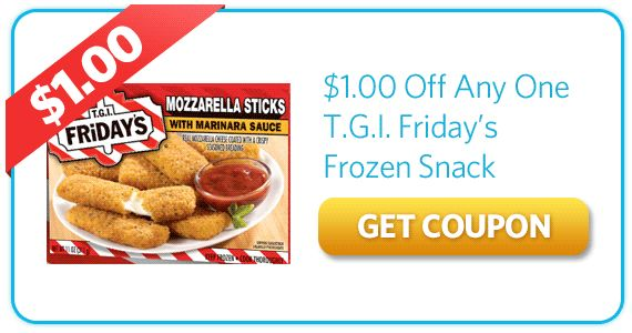 photograph regarding Tgifridays Printable Coupons titled Tgif frozen foodstuff printable discount coupons - Absolutely free discount codes for miami