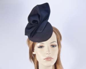 Pillbox fashion hat for winter autumn racing -- buy online in US