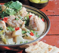 Thai Green Fish Curry #Seafood #Recipe #SouthAfrica