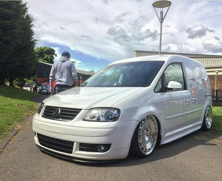 "212 Likes, 2 Comments - MODIFIED VANS (@modifiedvans) on Instagram: ""@onur.karakayaaa 's Caddy Is A Sick Whip  #ModifiedVans  #Volkswagen  #Caddy  #Caddy2K"""