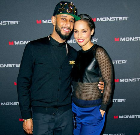 Alicia Keys says she thought husband Swizz Beatz was annoying and ostentatious when they first met.