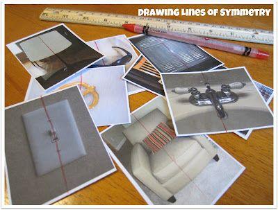 Drawing Lines Of Symmetry Worksheets Ks : 45 best simetria images on pinterest kindergarten numeracy and