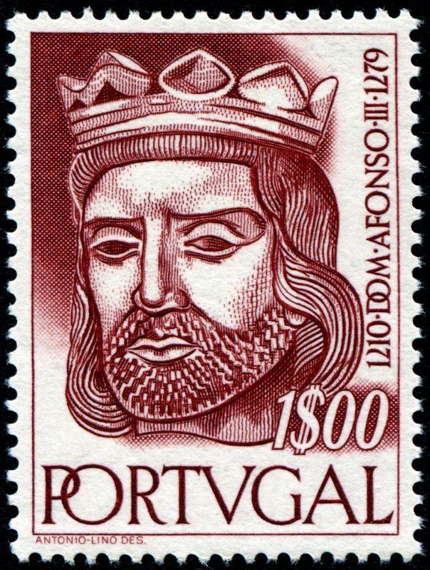 1955 Godbehar - Portugal - D. AFONSO iii (Alfonso-III)