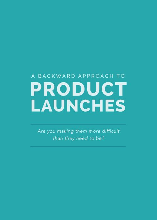 Launching a new product soon? Read what Lauren Hooker recommends doing first!