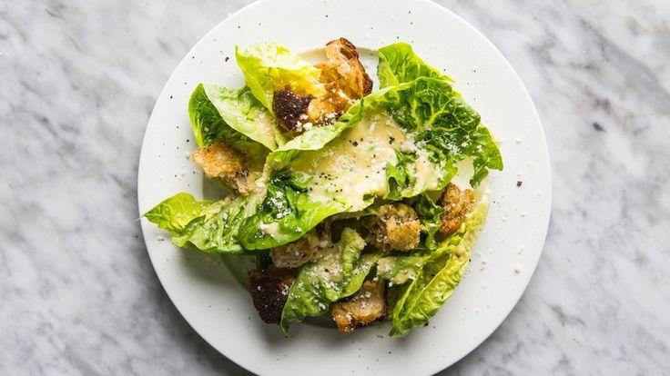 Easy Homemade Caesar Dressing Recipe | Bon Appetit