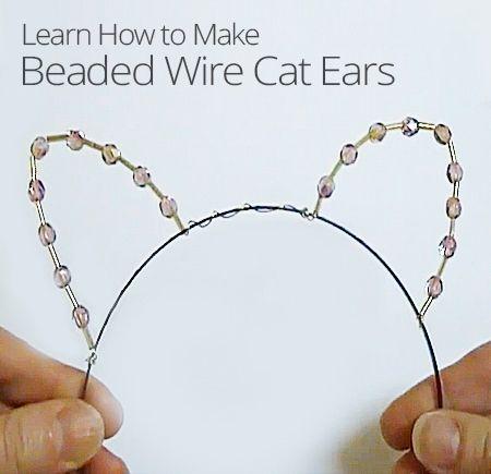 Fantastic The 25 Best Ideas About Diy Cat Ears On Pinterest Fox Ears Fox Hairstyles For Women Draintrainus