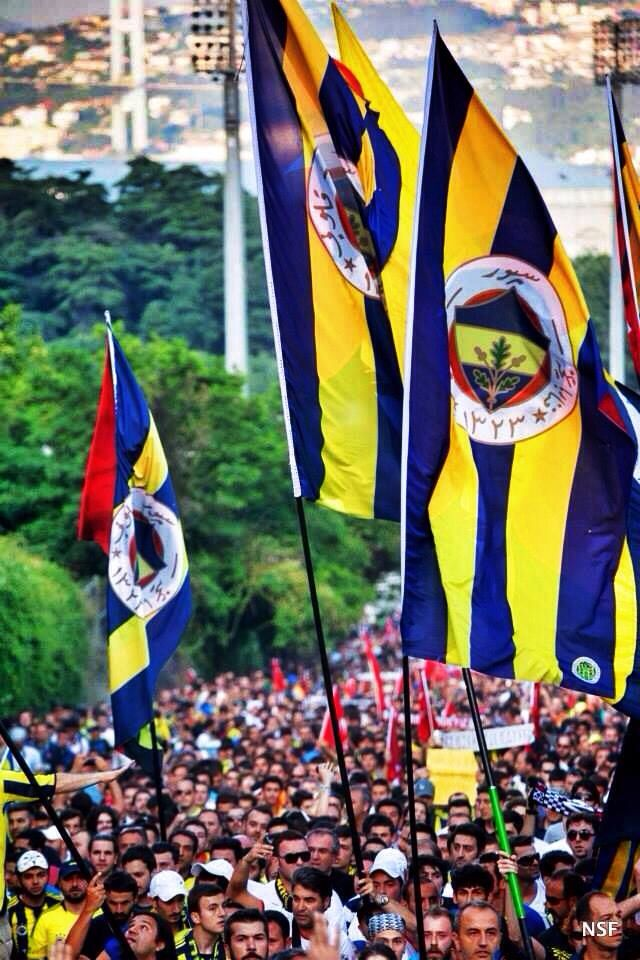 Fenerbahce is my home, at the same time it is my one and only love, a friend when I need to smile, a lover in valentine's day what I hug a scarff in 14 february, a father who protect me from the all evils outside there, a mom who love me more than everything, and it is also my grave... what I may take my last breath..