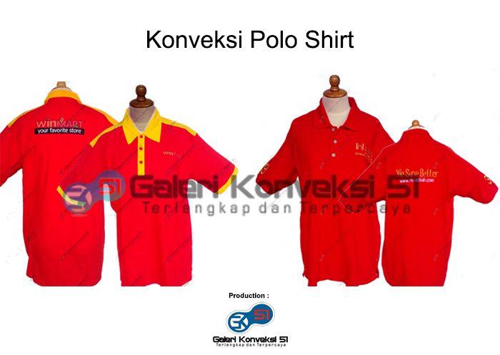 Polo Shirt Perusahaan