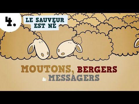 Petits bouts de Bible - Le Sauveur est né ! - ép. 4 - Moutons, bergers &…