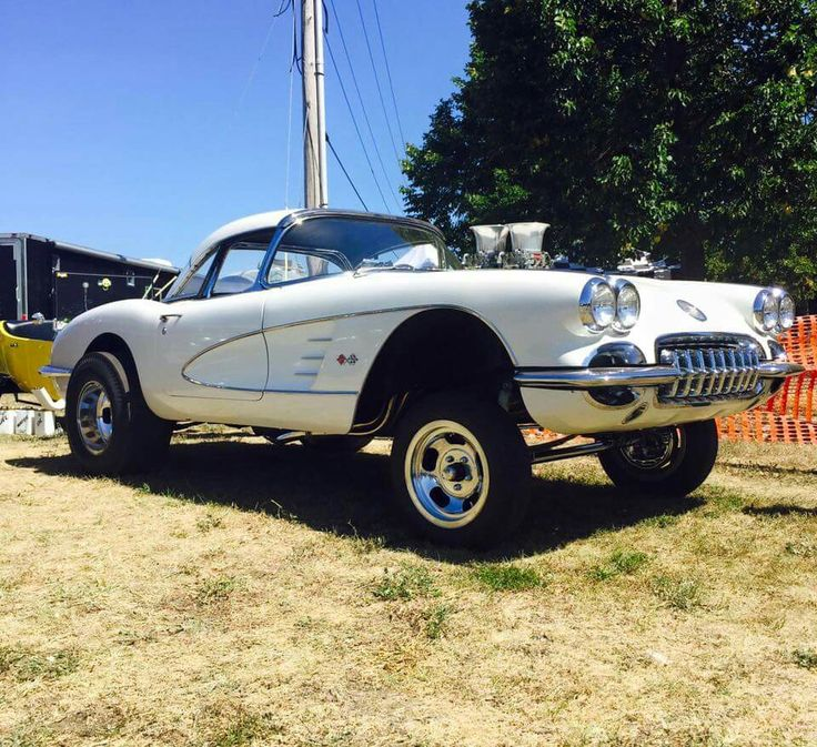 1000+ Images About Corvette Gassers On Pinterest
