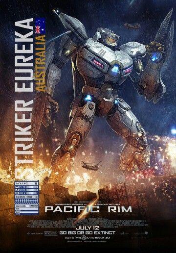 Pacific Rim: Jaeger-Australia