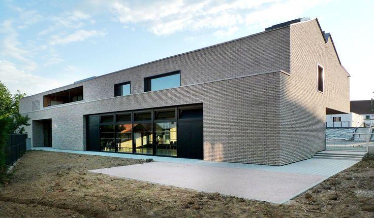 Schulerweiterung im Elsass / Wechselspiel - Architektur und Architekten - News…