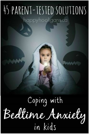Banish Bedtime Monsters for good! 35 tried and true solutions to to help your child get over their fears at bed time. Tested by parents like you!