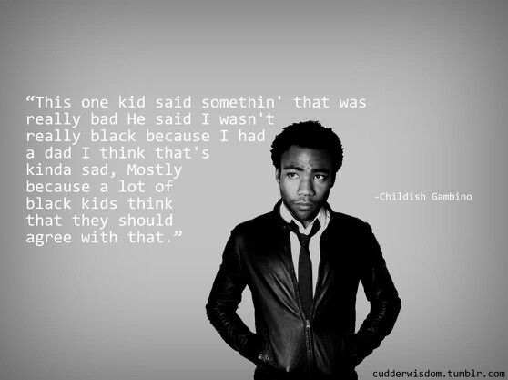 Childish Gambino Poindexter