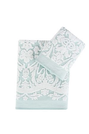 """Our 100% cotton jacquard towel with a high low definition is a beautiful choice for any bathroom. Why not spoil yourself with these sophisticated and classic towels.<div class=""""pdpDescContent""""><BR /><BR /><b class=""""pdpDesc"""">Fabric Content:</b><BR />100% Cotton<BR /><BR /><b class=""""pdpDesc"""">Wash Care:</b><BR>Gentle cycle cold wash</div>"""