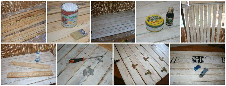 Rocco En Mi Sofa: DIY...UN CABECERO LOW COST